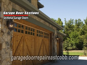 Garage Door Sections