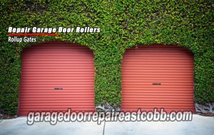 Repair Garage Door Rollers